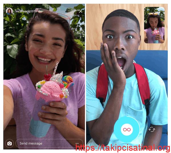 Instagram Hikayeler Anında Cevap Sistemi ve Bildirim Sistemi