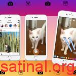 Instagram Hikayedeki Fotoğrafı Akışta Paylaşma Nasıl Yapılır?