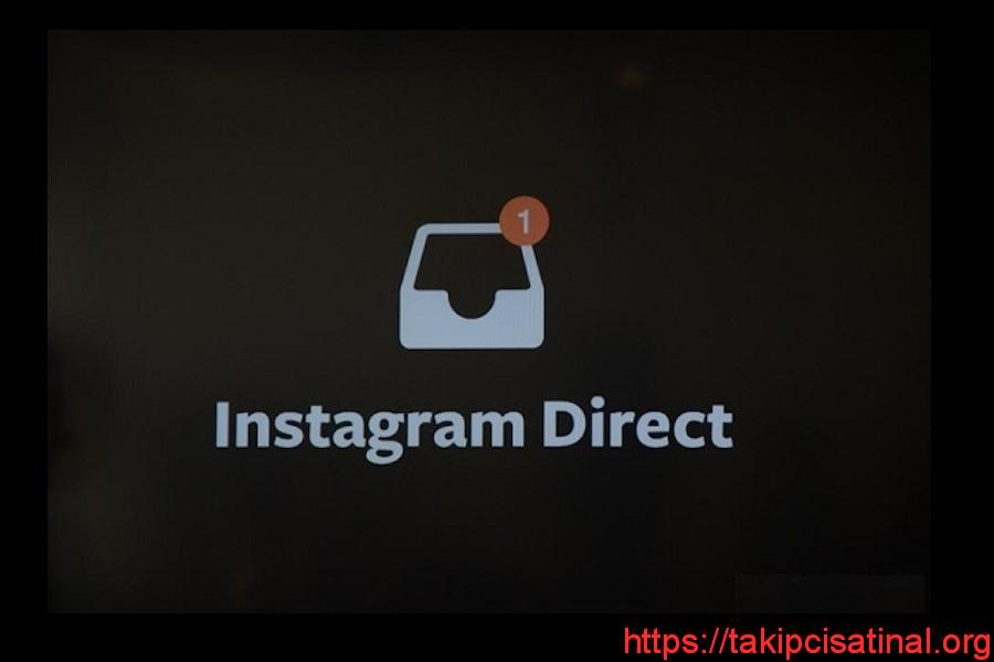 Instagram Direct Mesaj