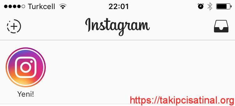 Instagram Fotoğraf Yüklenmiyor