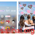 Instagram Kindness Çıkartmalarını Duyurdu