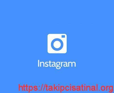 Instagram Hareketler Bildirimi