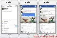 Instagram'dan Sonra Facebook Anket Özelliği Yayınlandı