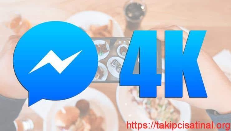 Facebook Messenger için Son Değişiklikler ve Detayları