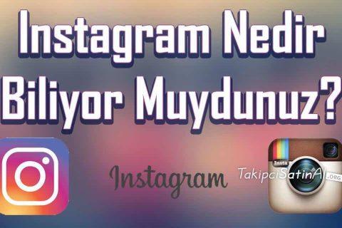 Instagram Nedir ? Nasıl Kullanılır ? Instagram İsminin Anlamı Nedir ?