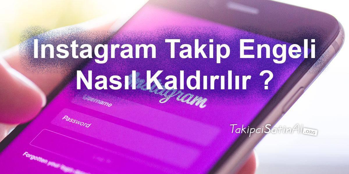 Instagram'da Kimseyi Takip Edememe Sorunu [Çözüldü]