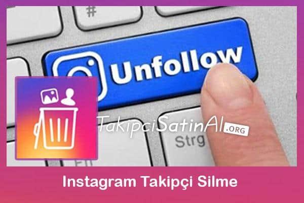 instagram-unfollow-işlemi