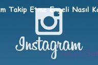 Instagram Takip Etme Engeli Nasıl Kaldırılır?