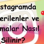 Instagramda Önerilenler ve Aramalar Nasıl Silinir?