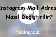 Instagram Mail Adresi Nasıl Değiştirilir?