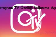 Instagram TV Özelliği Kullanıma Açıldı