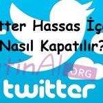 Twitter Hassas İçerik Nasıl Kapatılır?