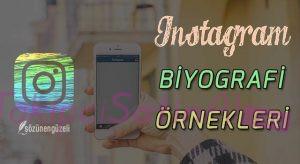 Instagram Bio Sözleri ile Profiliniz Unutulmasın