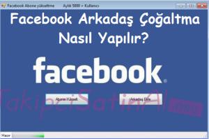 Facebook Arkadaş Çoğaltma Nasıl Yapılır?