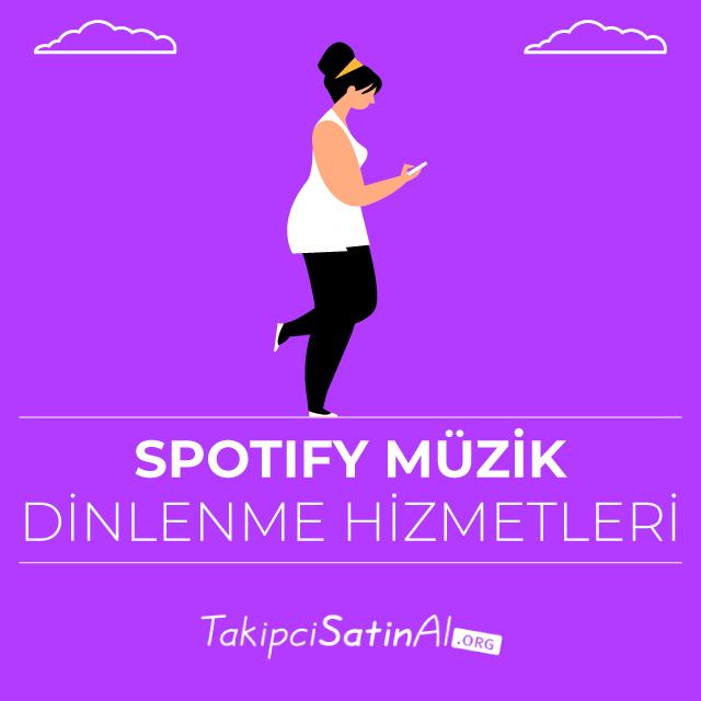 spotify müzik dinlenme hizmetleri