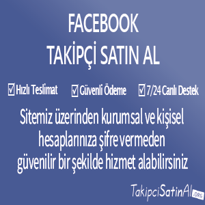 facebook takipçi al