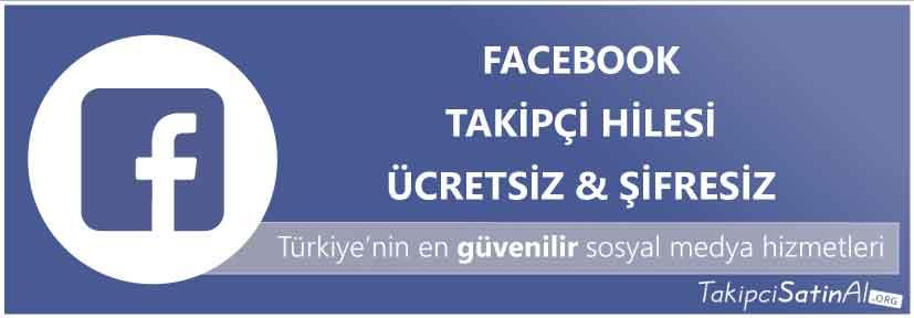 facebook takipçi hile