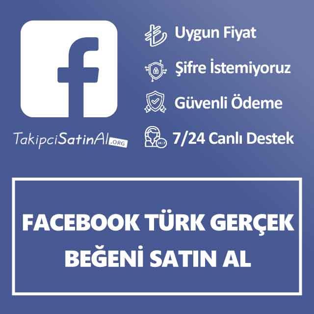 facebook türk gerçek beğeni satin al