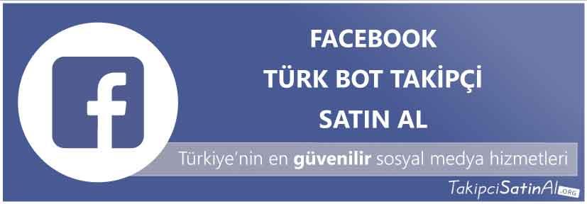 facebook türk takipçi al