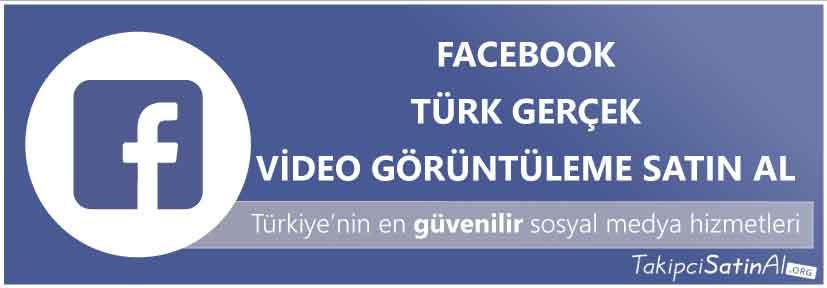 facebook turk video görüntüleme al
