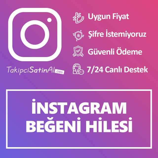 instagram beğeni hilesi ücretsiz