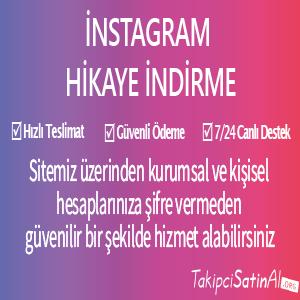 instagram hikaye indir