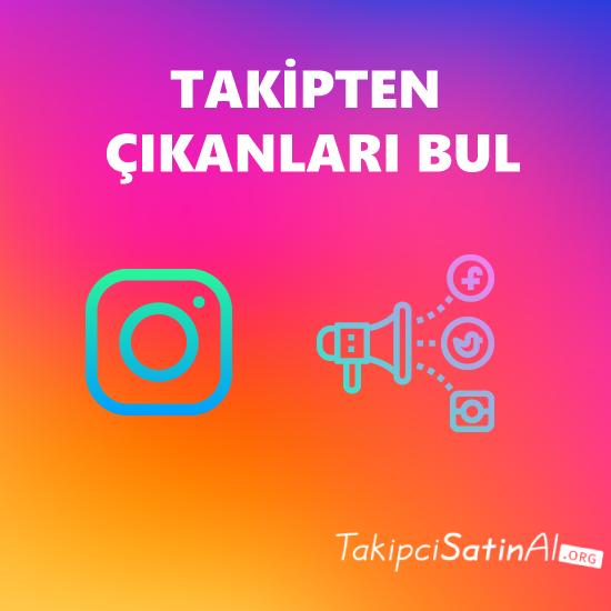 instagram beni takip etmeyenler