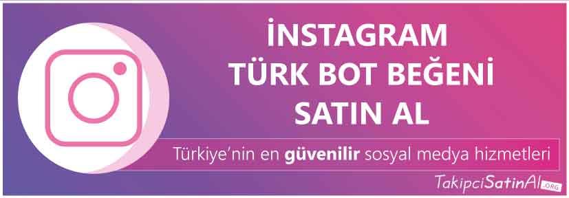 instagram türk beğeni al