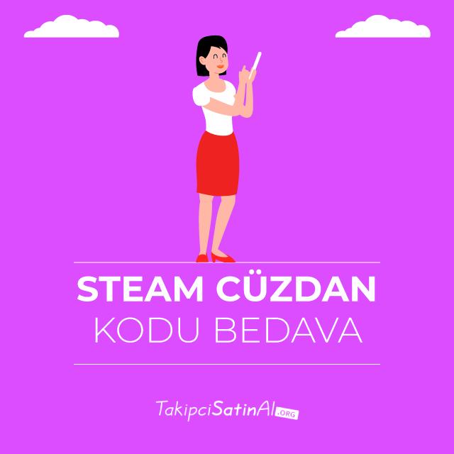 steam cüzdab kodu bedava