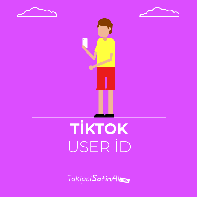 TikTok user id