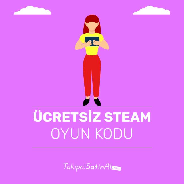 ücretsiz steam oyun kodu