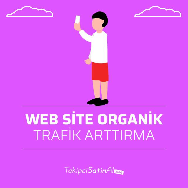 web site organik trafik arttırma