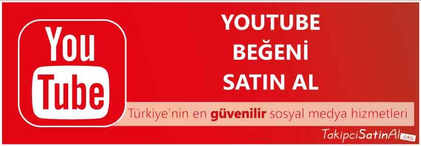 youtube beğeni al