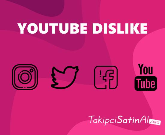 dislike satın al