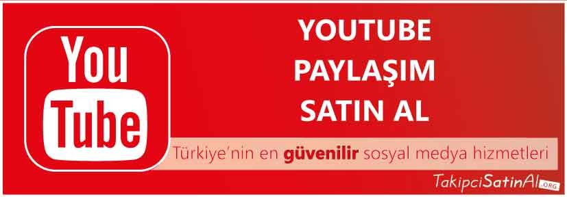youtube paylaşım al