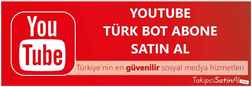 youtube türk abone al