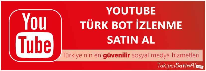 youtube türk izlenme al